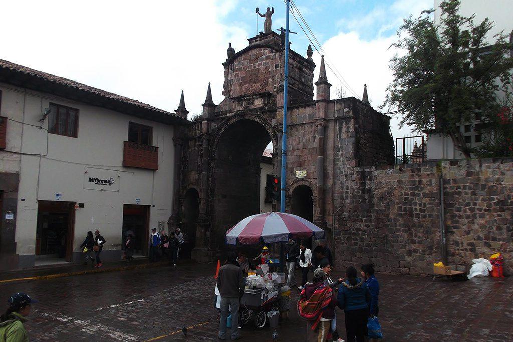 Arco de Santa Clara.