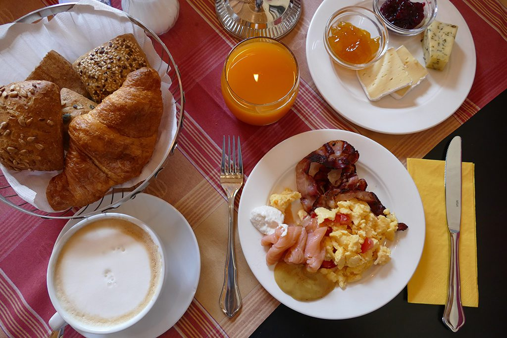 Breakfast on Fehmarn