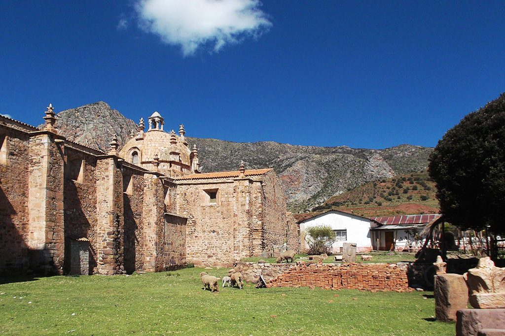 Iglesia de Santa Isabel de Pukará