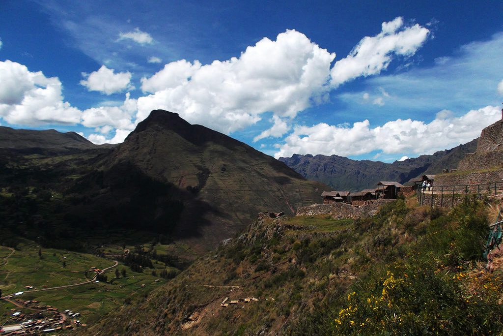 Majestic Views of the Sacred Valley.