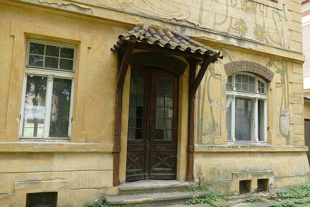 Říhovsky Villa