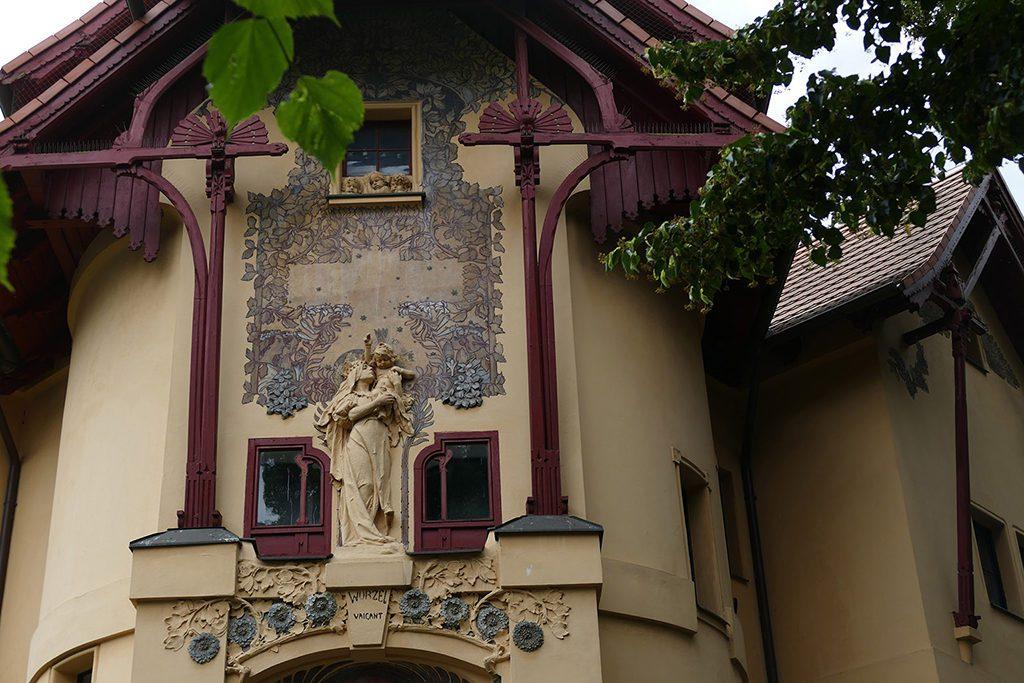 Mašek's villa