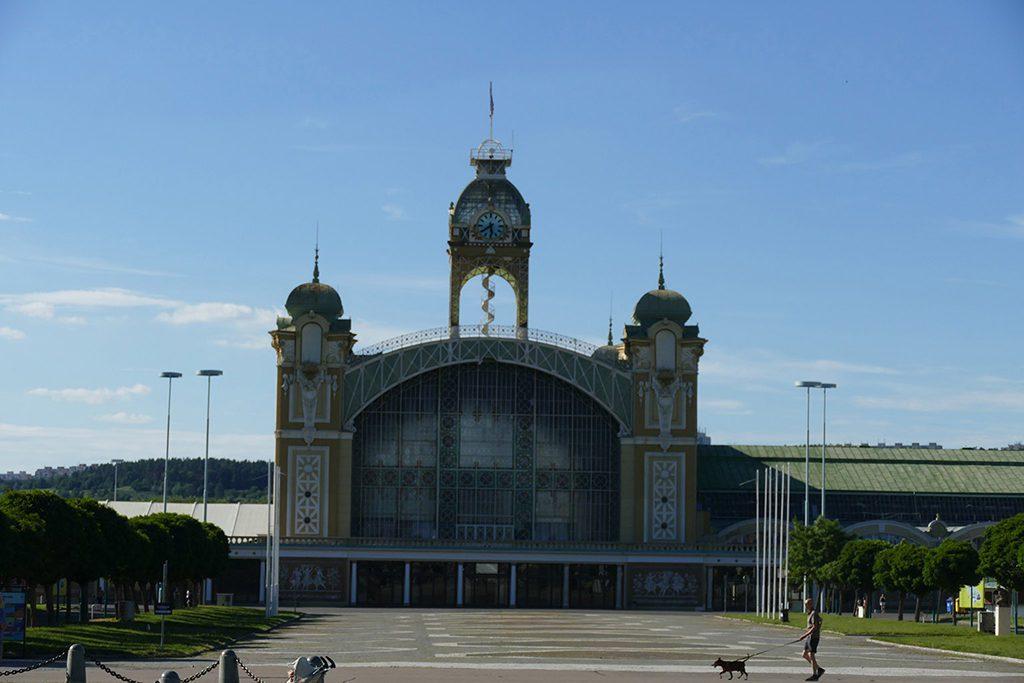 Trade Fair Palace