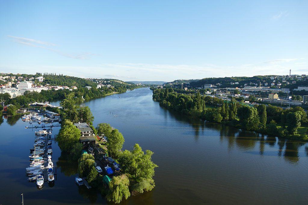 River Vltava