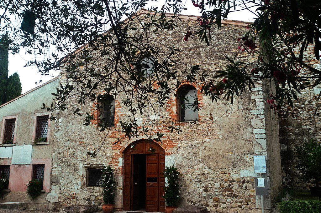 San Pietro in Mavino in Sirmione