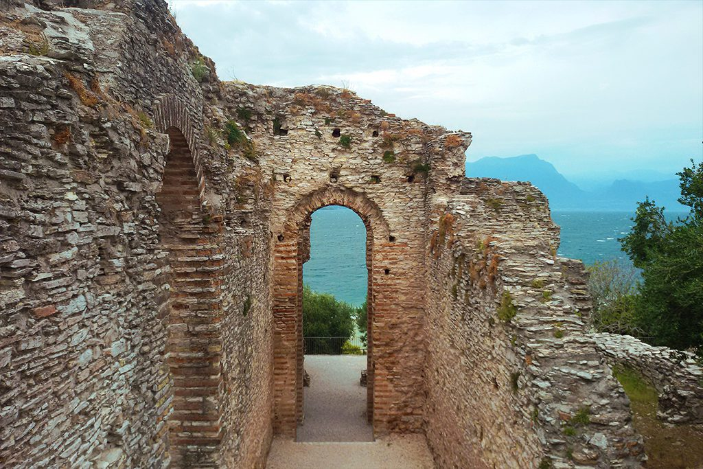 The Catullus Caves in Sirmione