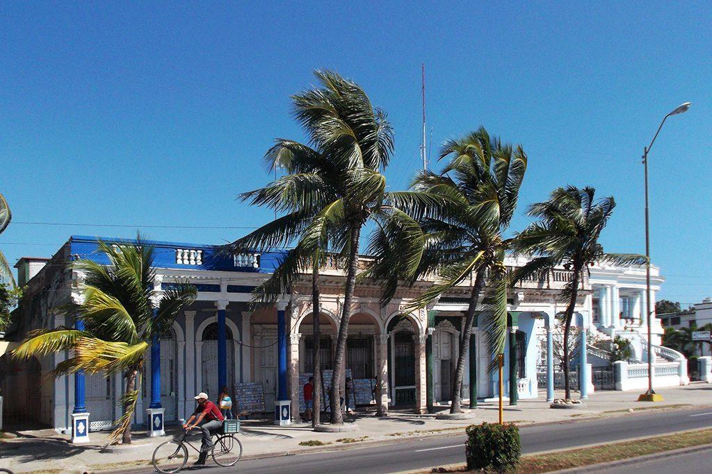 Colonial house in Cienfuegos