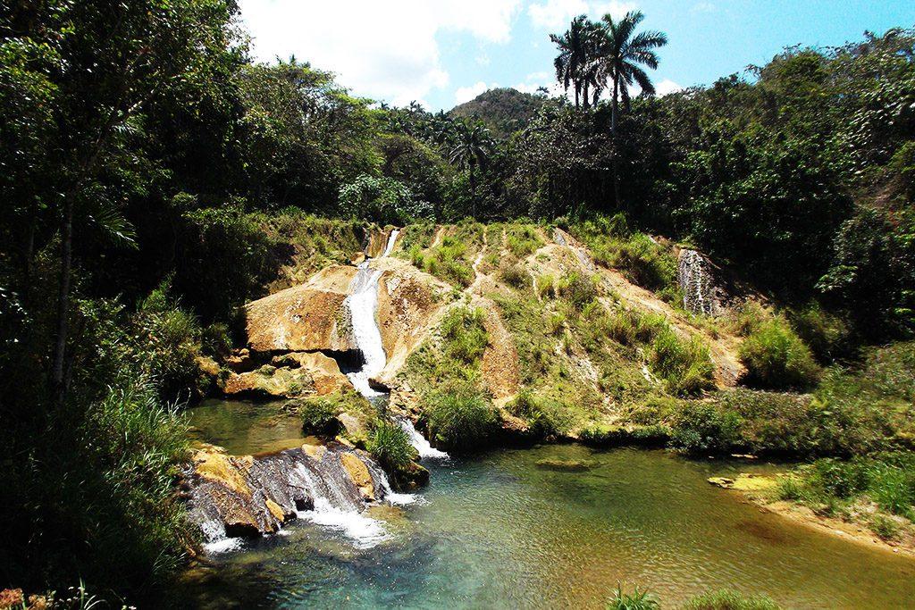 Waterfall El Nicho