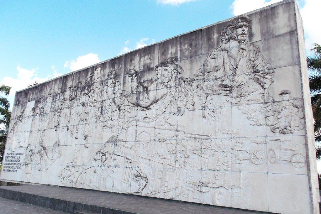 Monumento Che Guevara in Santa Clara