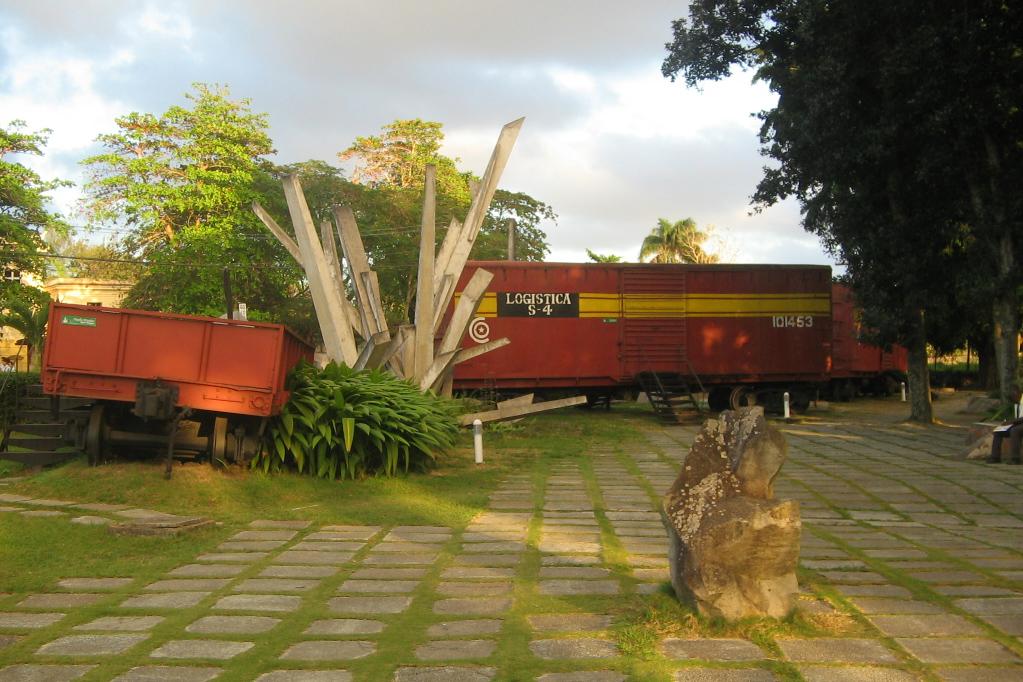 Memorial de la Toma Tren Blindado in Santa Clara