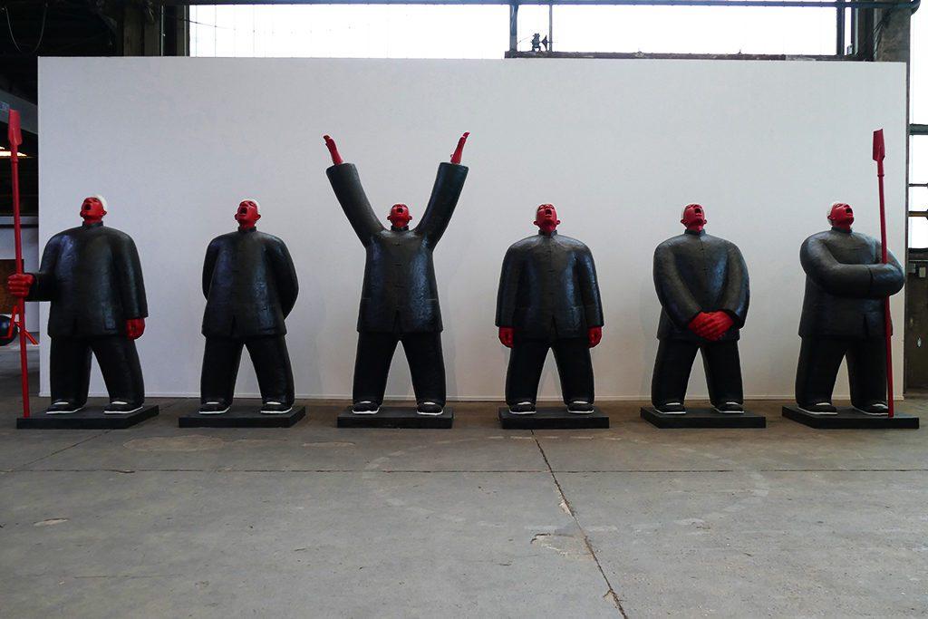 Liu Ruo Wang's The East is Red