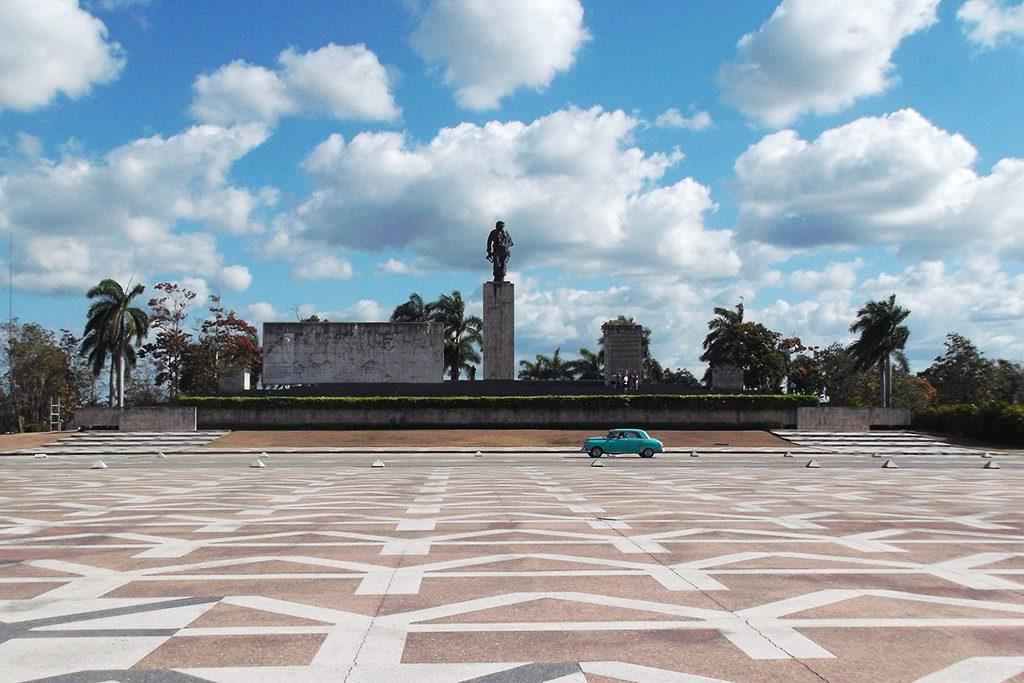 Plaza de la Revolución in Santa Clara