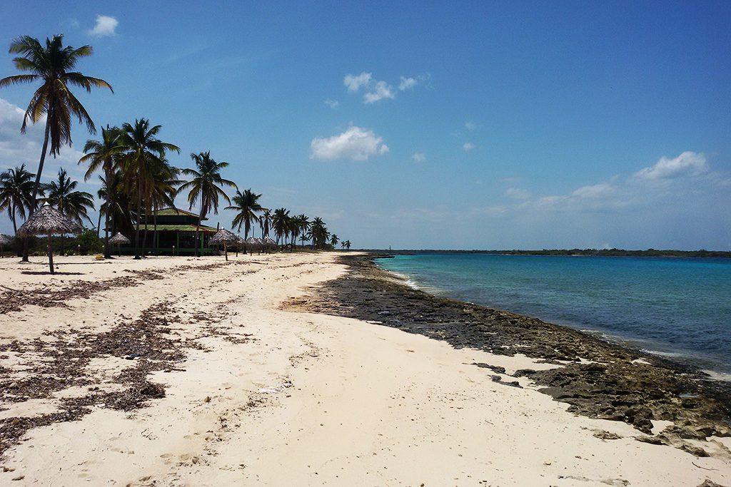 Playa del Coco Cuba