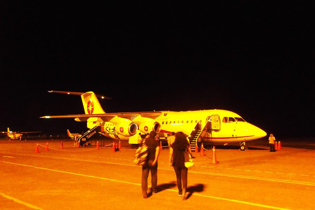 Pucallpa Airport