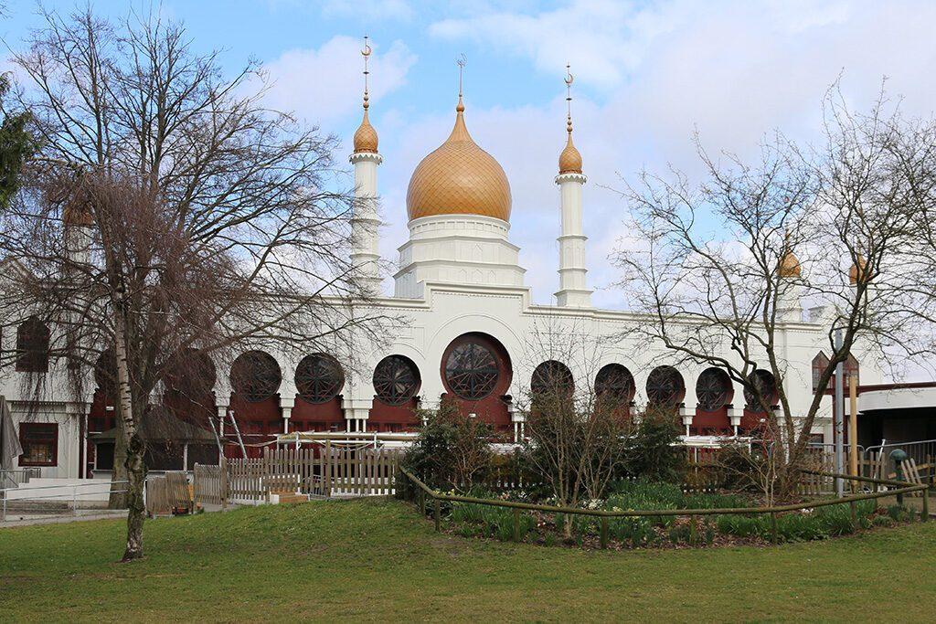 Moriska Paviljongen in Malmö