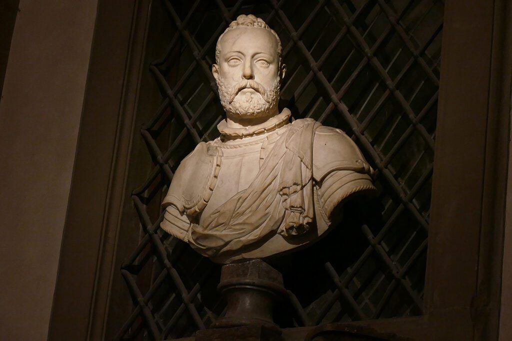 Bust of Cosimo I