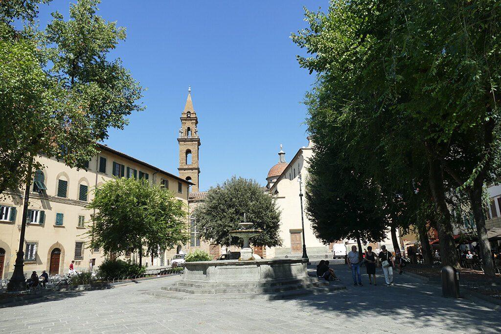 Basilica di Santo Spirito in Florence