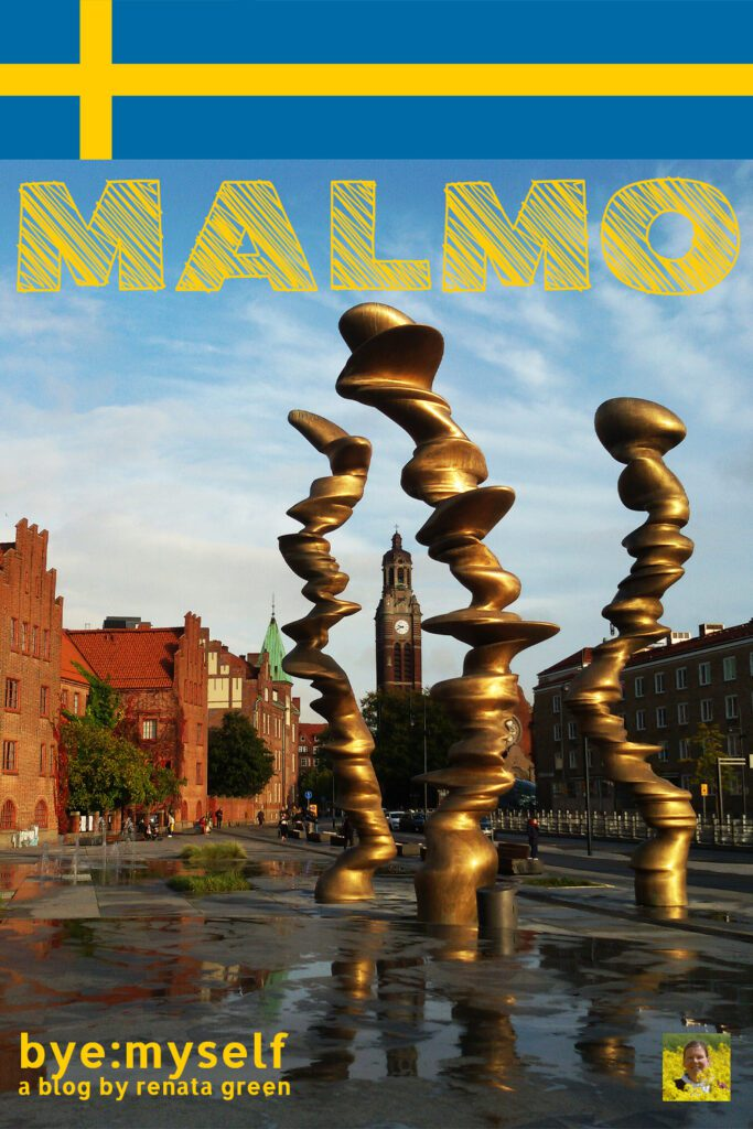 Pinnable Picture for the Post Guide to MALMÖ - a city in search of 24 more nations