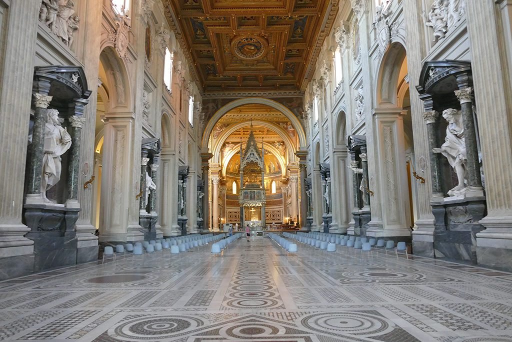 Basilica of San Giovanni in Laterano