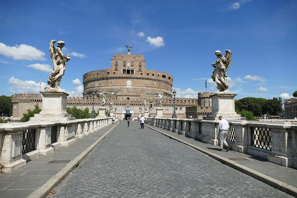Castel and Ponte di Sant'Angelo