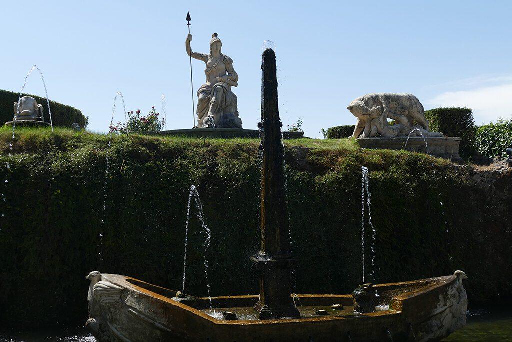 Fontana della Rometta in Tivoli