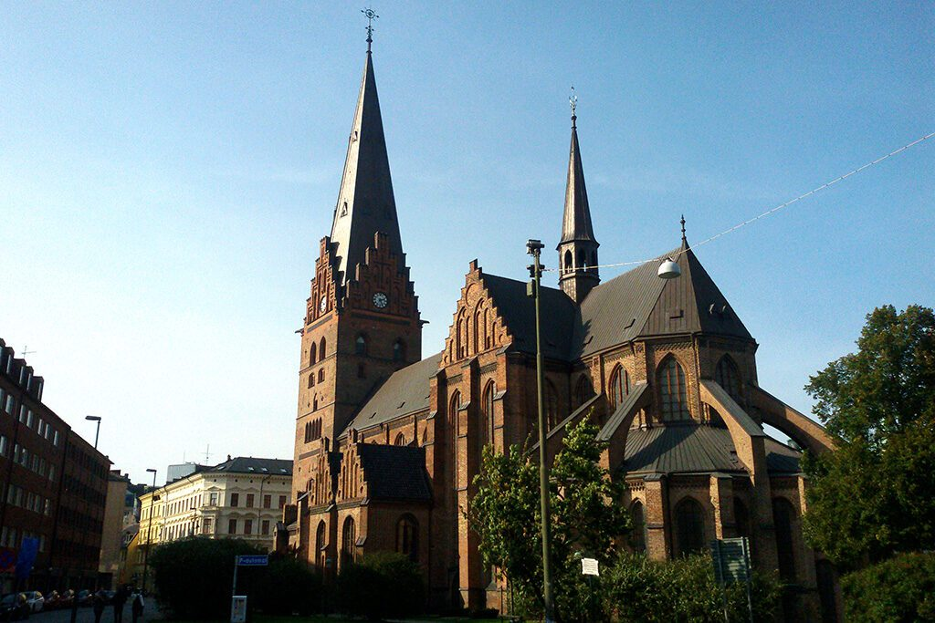 Malmö's St. Petri och Pauli Kyrka
