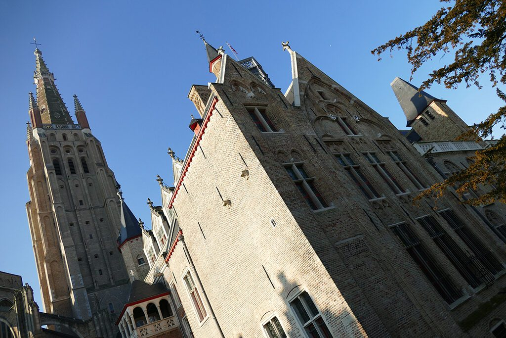 Our Lady of Bruges
