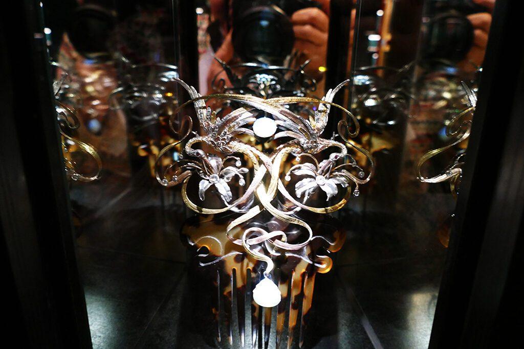 Jewels at DIVA, Antwerp