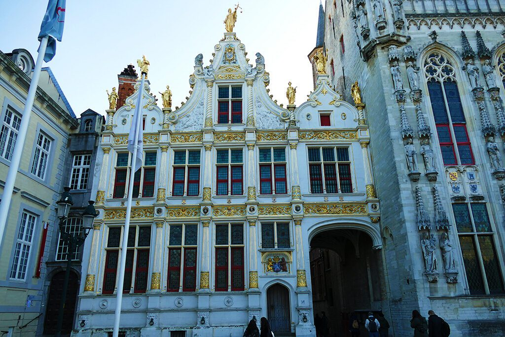 Bruge's Courthouse