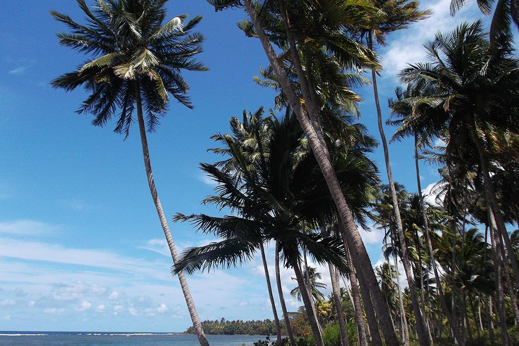 Beach near Baracoa