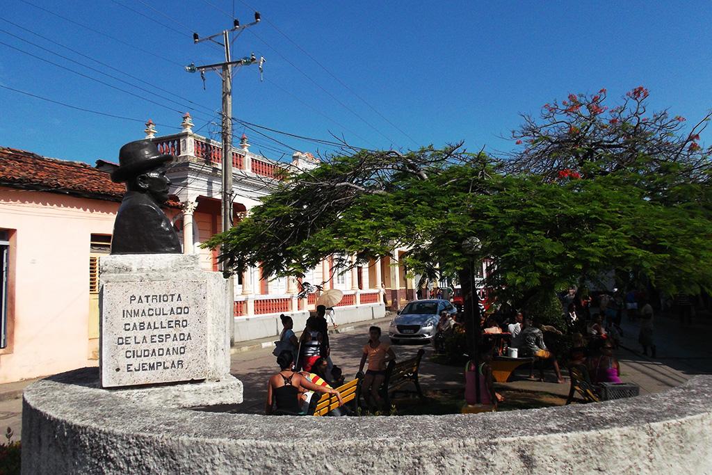 Parque Central Baracoa