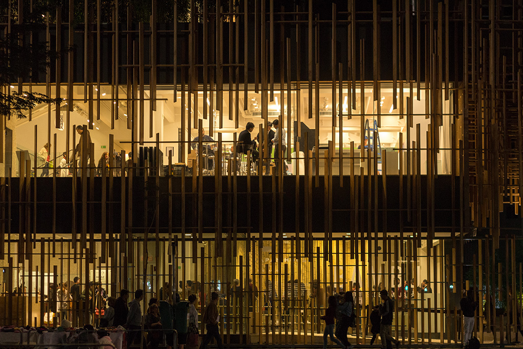 Japan House in SÃO PAULO - Brazil's Art Hub