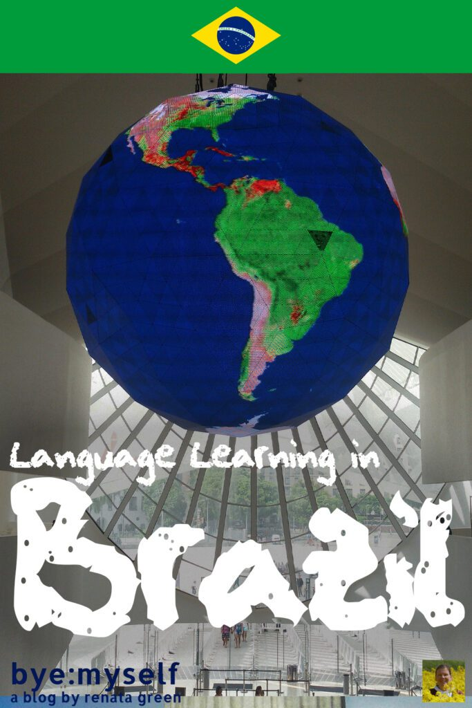 Pinnable Picture on the Post Lanuage Learning in Brazil