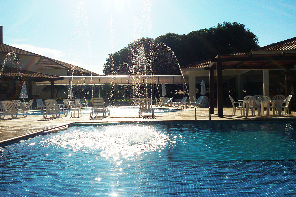 The San Juan Eco hotel at Foz do Iguacu