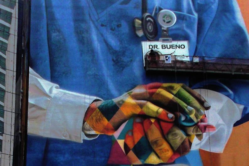 tribute to Dr. Edson de Godoy Bueno in SÃO PAULO - Brazil's Art Hub