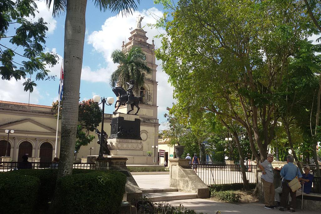 Parque Ignacio Agramonte in Camagüey