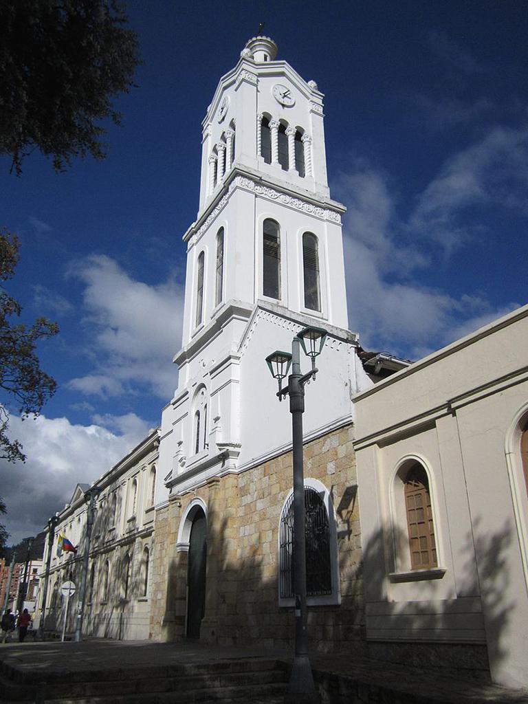 Iglesia Santa Barbara de Usquen