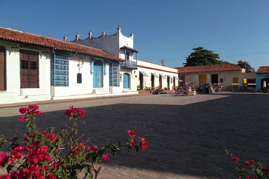 Plaza de San Juan de Dios at Camagüey