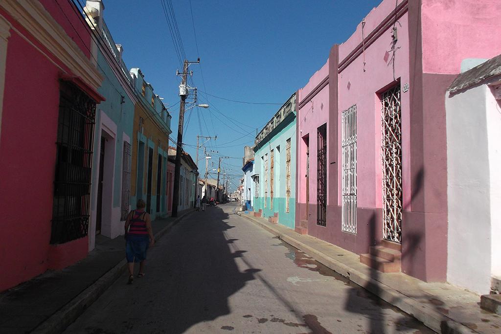 Street in Camagüey