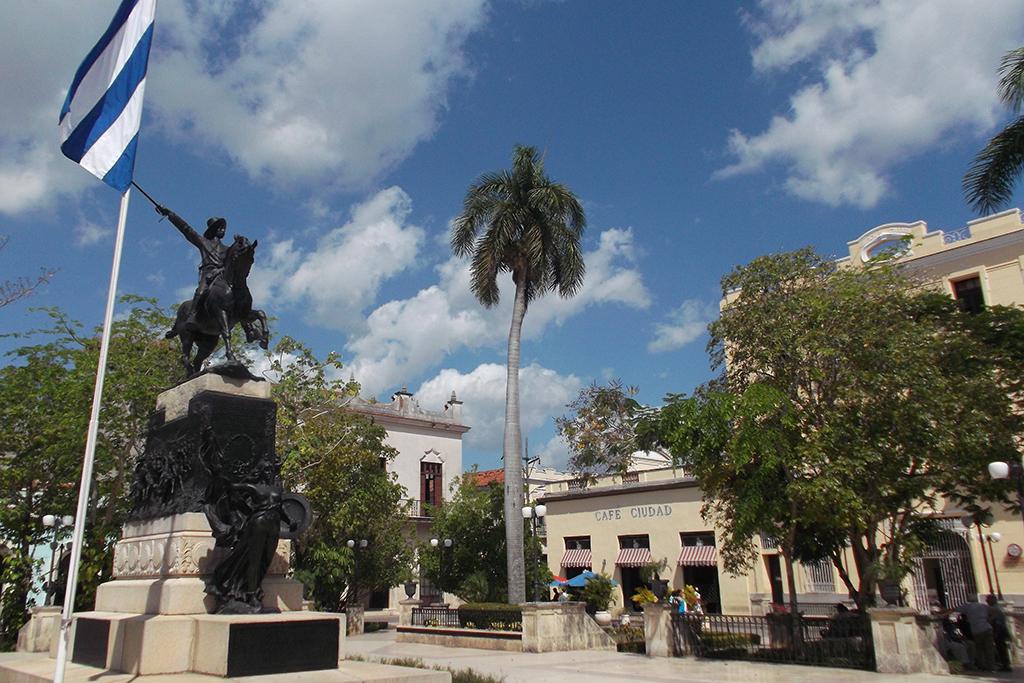 A central meeting point of Camagüey: Parque Ignacio Agramonte