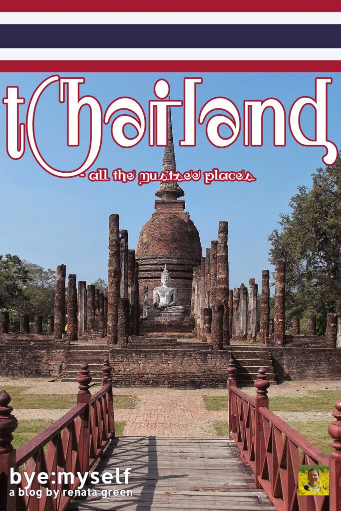 Pinnable Picture for the Post on THAILAND - all the must-see places