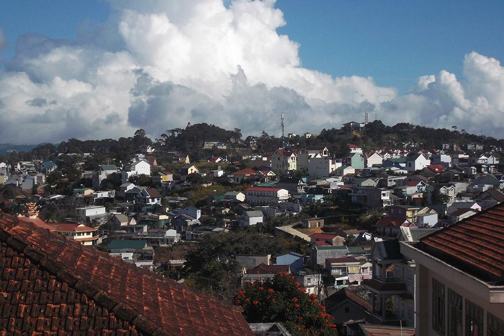 View of Da Lat