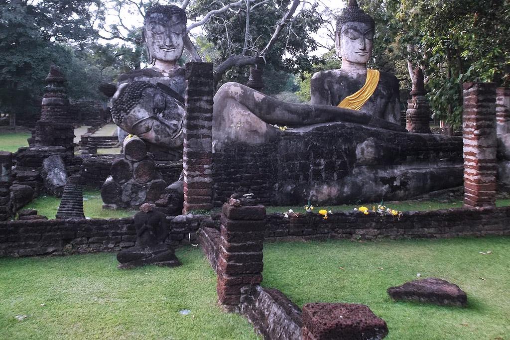 Wat Phra Kaeo in Kamphaeng Phet