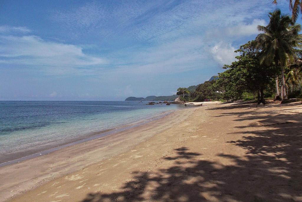 Beach on Koh Jum
