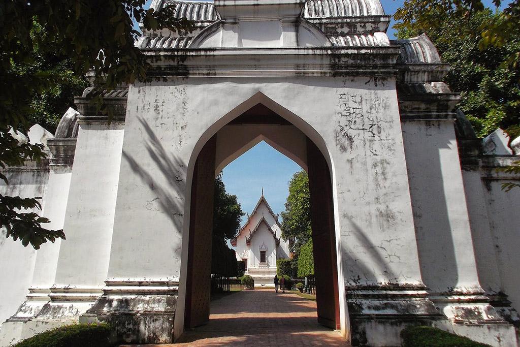 Narai Raja Niwet in Lopburi