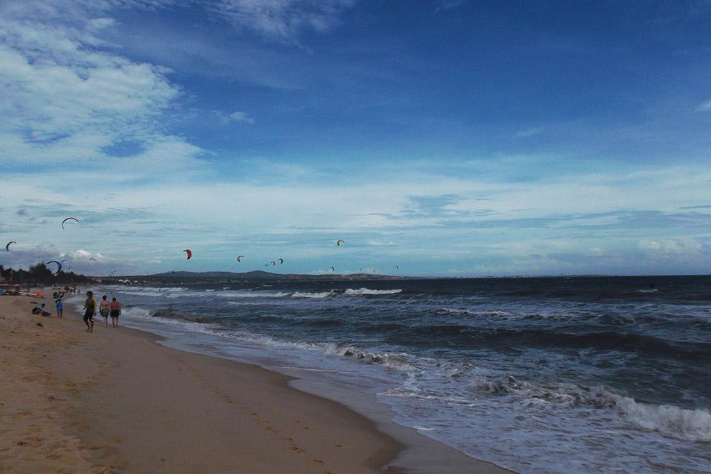 Beach of Mui Ne