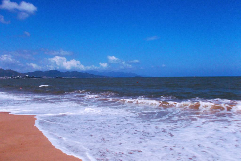 Beach of Nha Trang