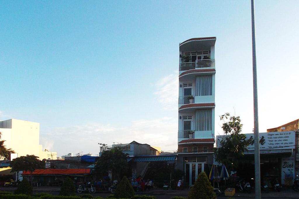 Narrow House in Nha Trang