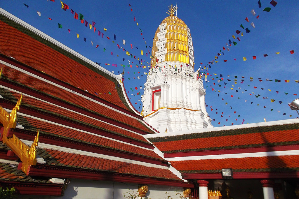 Wat Phra Si Ratana Mahthat in Phitsanulok