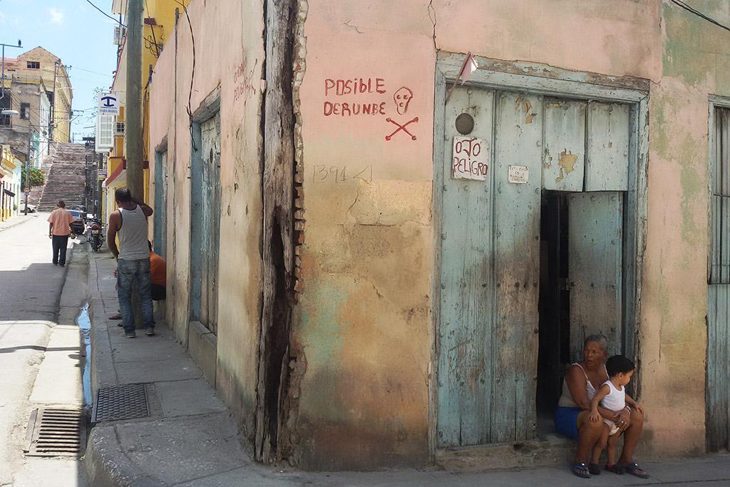 House in Santiago de Cuba